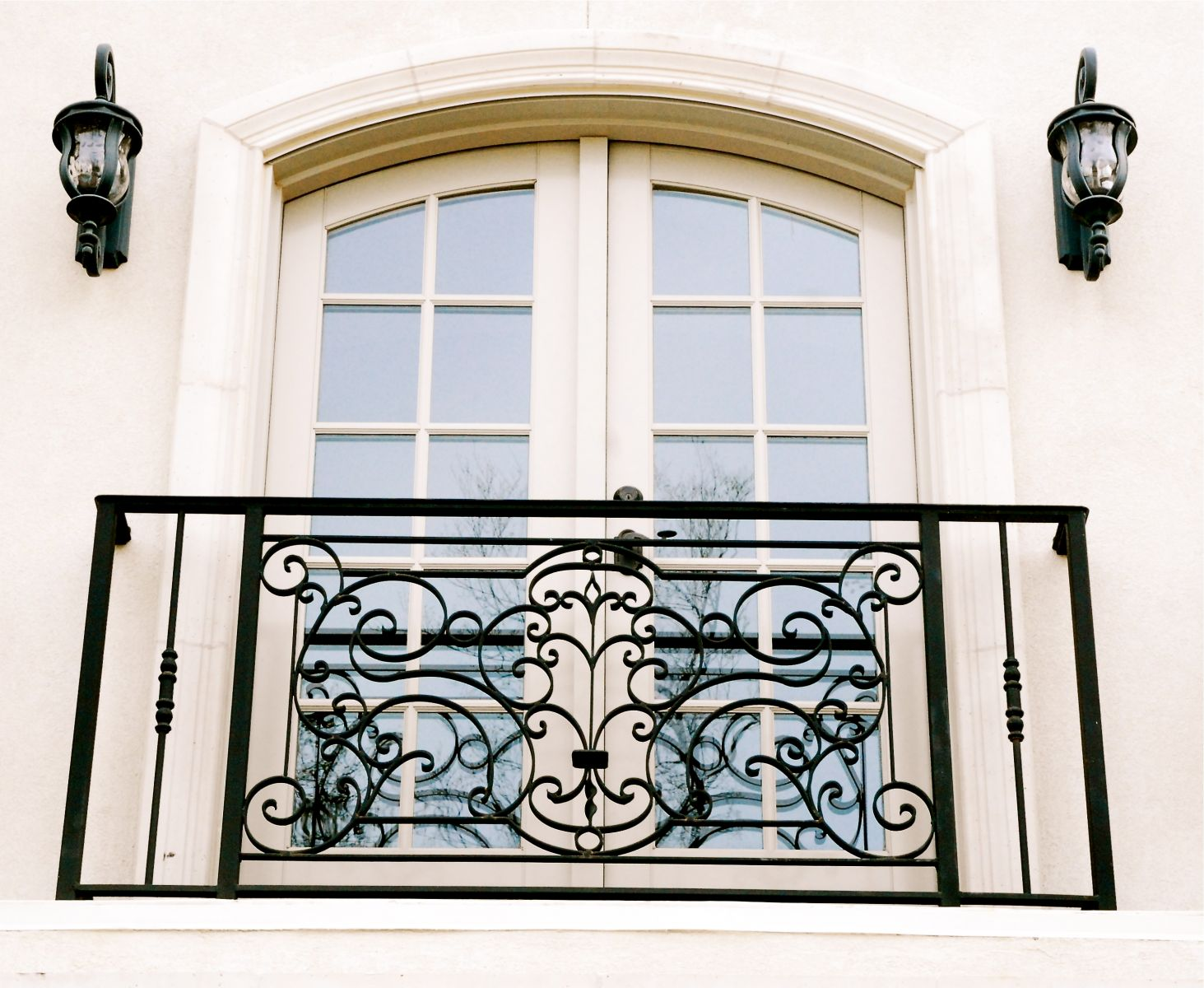 Rob key designs for Balcony french